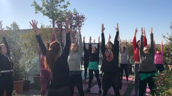 Secret Yoga