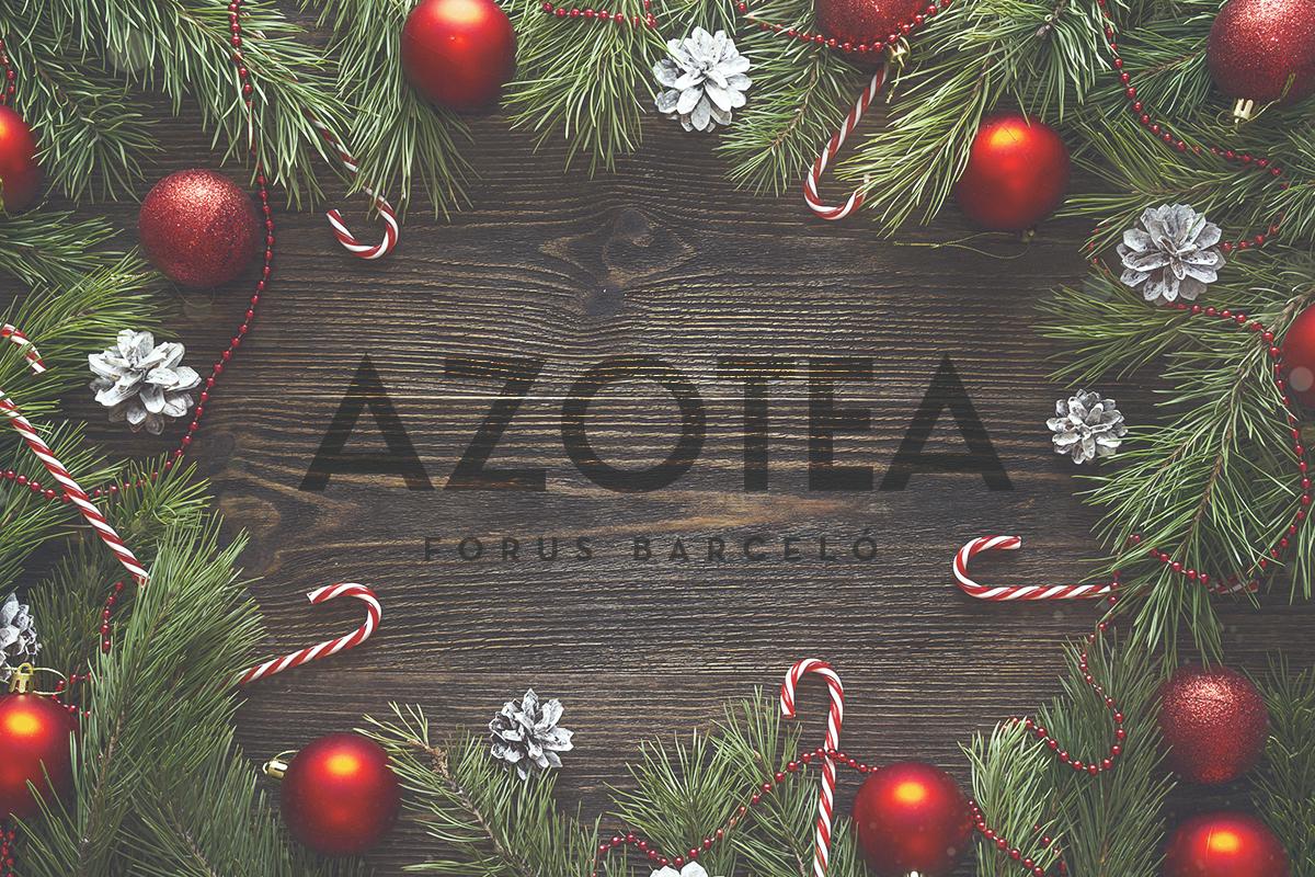 ¡Ya es Navidad en nuestro oasis!