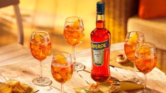 La tapa del verano con Aperol Spritz