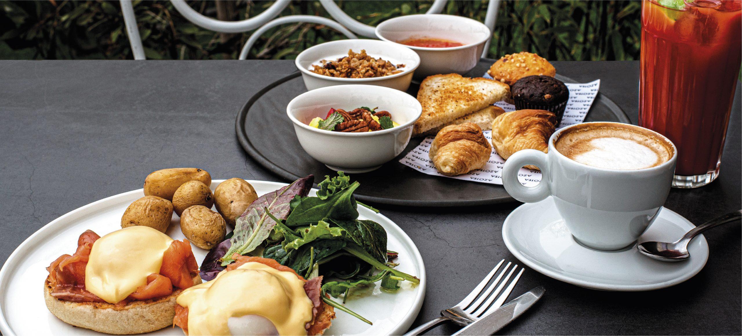 No te pierdas nuestros desayunos y brunch